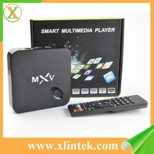 2015 best selling tv box android mxv amlogic s805 minix neo x9 android tv box MXv internet tv box