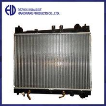 Aluminum brazed welding auto radiator car for TOYOTA PROBOX