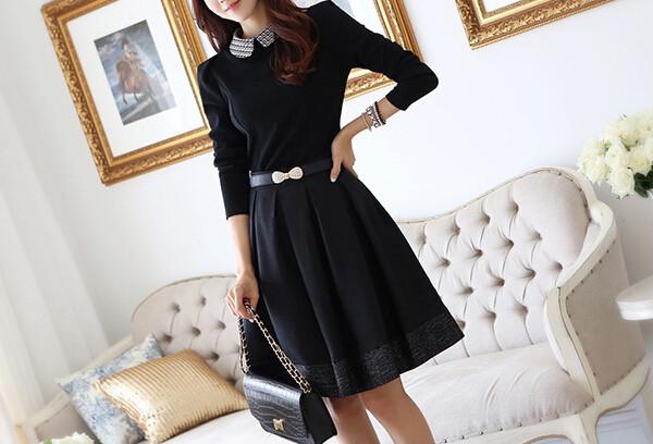 WQL1582 autumn dress 3
