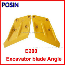 E200/XD200/SK350-8/PC400 Excavator Blade Angle,Bulldozer Blade,Cutting Blade For Dozer,