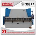 Hydraulic press brake folha magnética máquina de dobragem de metais