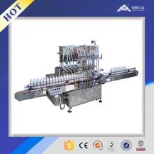 Máquina de Llenadora de Líquido Automática Lineal de Múltiples Cabezas de Detergente