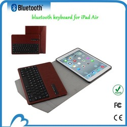 For Apple iPad Mini PU cases with kayboard DFY