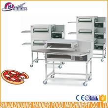 Bakery Equipment Bakery Oven Pizza Making Machine Electric Belt Conveyor Pizza Oven