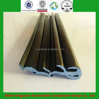 waterproof shipping container rubber door seals of various size and shape