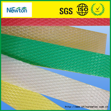 new material embossed 12mm plastic packing strap