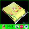 Wholesale Customize Printed Flat PE zipper Plastic bags