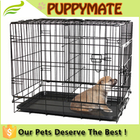 High quality stainless steel dog cage/dog kennel/ dog crate