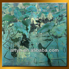 New arrival modern abstract decoration oil painting art supply