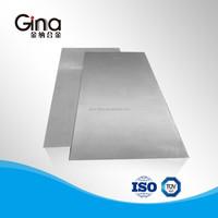 Inconel 625 (UNS N06625 W.Nr 2.4856) Ni Cr nickel base alloy sheet ASTM B443