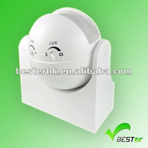 infrared motion sensor light switch for bathroom proximity adjustable