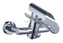 Newly bath shower mixer tap prices with hot and cold shower mixer