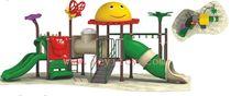 playground equipment metal slides for kids LY-023B