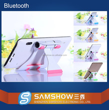 Phone Charger Holder Mobile Accessories Silicone 360 Degree Rotation Mobile Phone Stand, Mobile Phone Table Holder