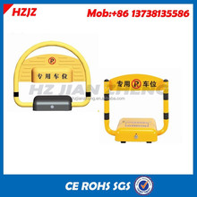 remote control auto parking space controller parking barrier