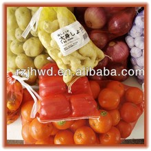 mesh vegetables pe plastic bag
