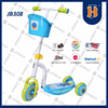 Bmx Freestyle Lovely 3 Wheel Scooter For Kids, Starting Scooter JB308 CE Approved