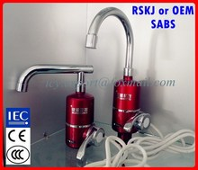 water faucet small electric water heaters
