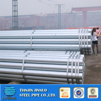 astm a53 gr.b erw weld thermal conductivity galvanized steel pipe mild galvanized erw carbon steel pipe for fence