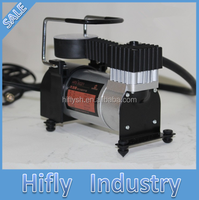 HF-5021 DC12V Car Air Compressor Heavy Duty Air Compressor Portable Metal Air Compressor (CE Certificate)