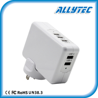 Factory selling wholesale Portable EU US UK Plug 5 port micro usb wall charger