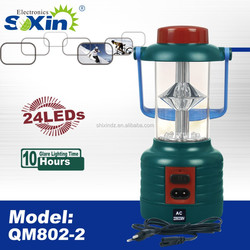 protable LED camping lantern emergency light(QM802-1)
