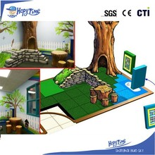 Hot selling best quality daycare outdoor play equipment