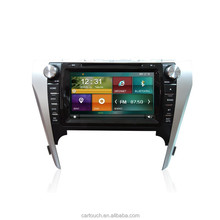 for Toyota Camry 2012 dvd car audio gps navigation system