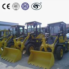 front end payloader china wheel loader 3ton
