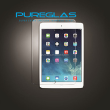 Anti-fingeprint ,oil,dust tempered glass screen protector for IPAD 3 With Retail packege top quality A