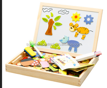 educativo puzzle di legno per bambini