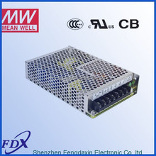 MEAN WELL 75W 15V LED Driver NES-75-15,LED power supply