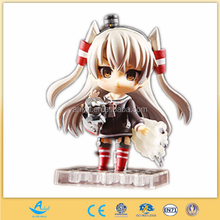 cartoon figure plastic toys, Plastic Game Cartoon Sexy Girl , Factory Price sexy PVC Girl Anime