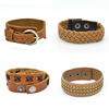 top sell 2015 magnetic leather bracelet