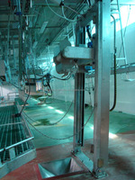 goat lamb abattoir slaughtering equipment with one stop service