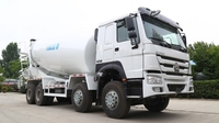 SINO HOWO concrete mixers truck (6x4, euro 2 and extended cab)/used concrete pump truck