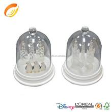 LED lighting Christmas display dome acrylic decoration