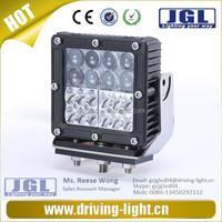 2015 JGL New product! 4x4 led work light factory led light 60w cree led driving light with cheaper price e-mark