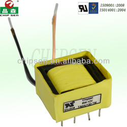Ferrite core power transformer/split core current transformer/12v microwave oven split core current transformer