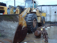 used kawasaki loader 88z, japan kawasaki 85z 88z 95z 90z wheel loaders