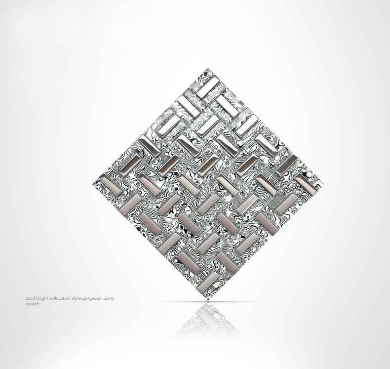 Керамическая мозаика TST backsplash GT172