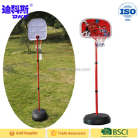 Steel Basketball Rim/Height Adjustable Board/Mini Basketball Board Stand