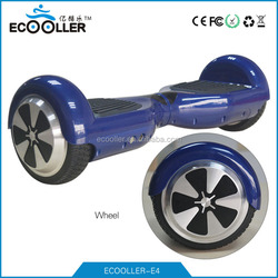 2015 Colorful Good Quality Smart Hoverboard Sport Electric Skateboard Two Wheels Balance Scooter
