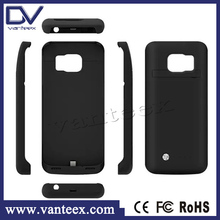 New arrival mobile phone battery case for samsung s6 edge power case