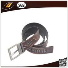 100% genuine leather dress belt