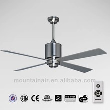 Hight quality Mountainair ceiling fan motor with LED light