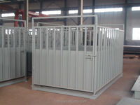 Kingtype used livestock platform weighing scale for animals