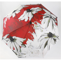 with printing pattern ladies fashion fancy design bright colored umbrella
