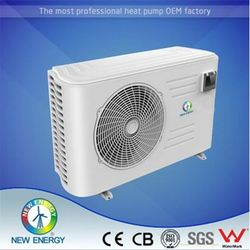 Efficient air source heat pump prices with CE ROHS