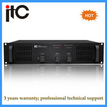 Background music system professional audio power amplifier for sale